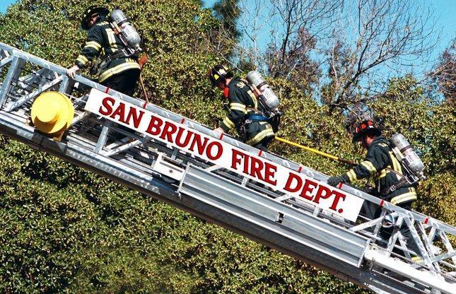 THE MERCURY NEWS: San Bruno: Newborn baby left at fire station