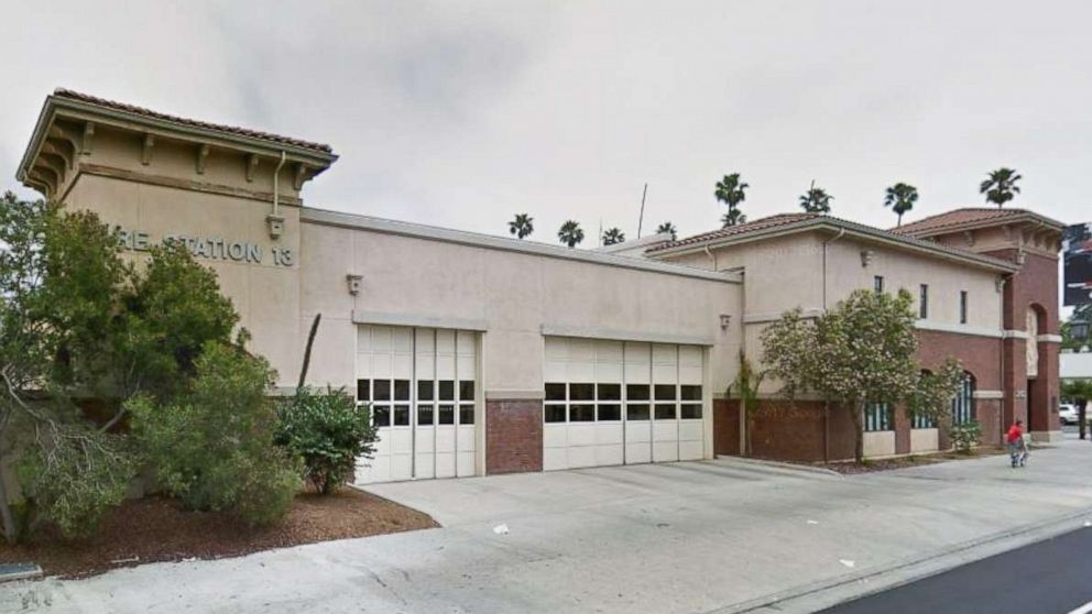 ABC NEWS: 21-year-old surrenders newborn to Los Angeles fire station