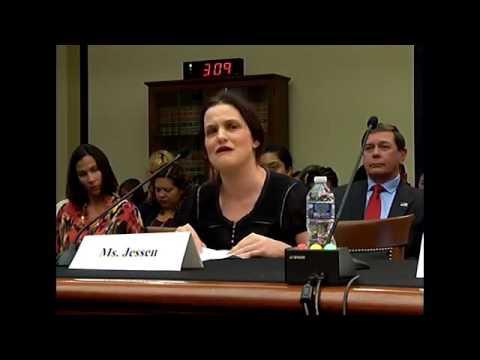 Gianna Jessen Testimony on the Right to Life